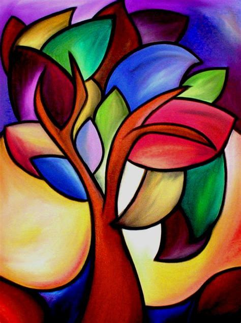 imagenes figuras abstractas las 25 mejores ideas sobre arte abstracto moderno en
