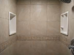 bathroom tiles ceramic tile: bathroom shampoo soap shelf dish shower niche recessed tile ceramic