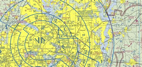 dallas sectional chart dfw sectional chart can you find dallas airpark yelp