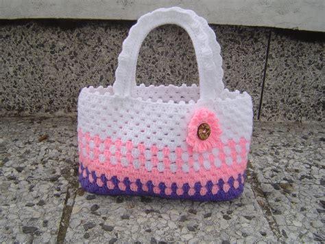 ideas y esquemas para tejer bolsos o carteras el blog de como tejer cartera o bolso para ni 241 a en crochet paso a