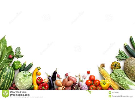 healthy food fruits and vegetables royalty free stock