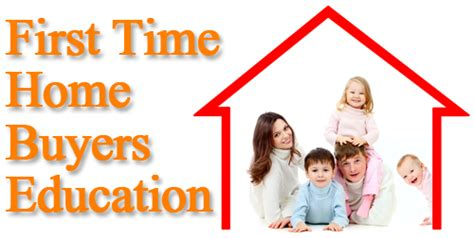 time home buyers education