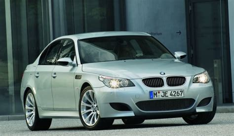 bmw m5 2004 2004 bmw m5 e60 sport car technical specifications and