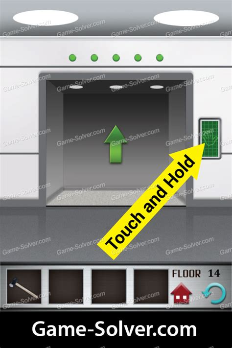 100 Floors Level 14 Explanation by 100 Floors Level 14 Solver
