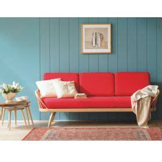 red couch studio for the home on pinterest orla kiely pantone and armchairs