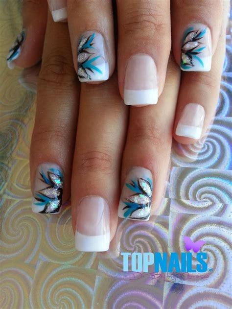 fotos de uñas decoradas con flores y mariposas modelo de uas pintadas decoracion de uas mariposas