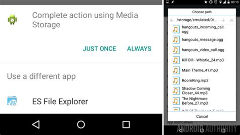notification sounds for android how to change the notification sounds on your android aboebie s