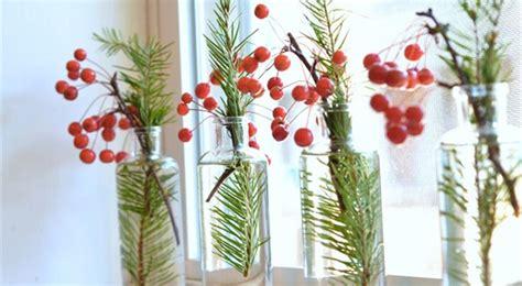 decorazioni tavoli tavola di natale le decorazioni fai da te pi 249 facili