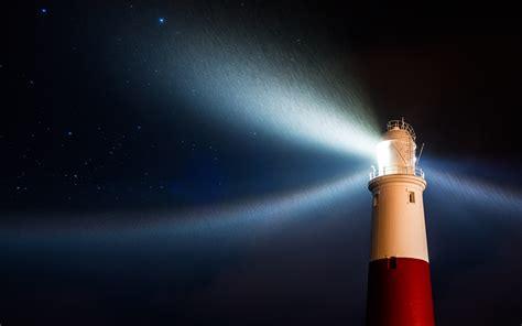 light house at night lighthouse night light stars rain wallpaper 1920x1200 78806 wallpaperup
