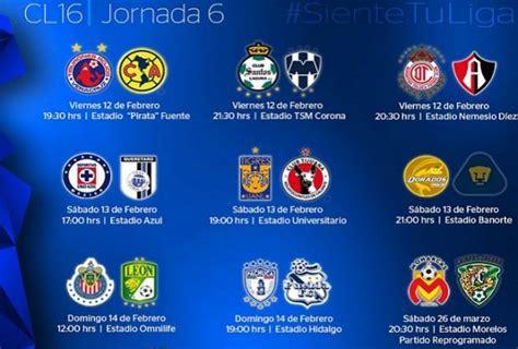 Calendario Liga Mx Apertura 2015 Jornada 16 Pronosticos Jornada 16 Liga Mx 2015 Search Results