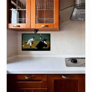 Kitchen Tv Cabinet amazing of under cabinet tv mount home media ideas
