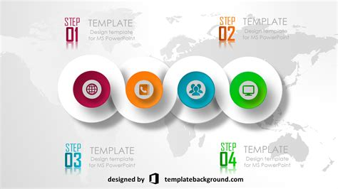 template powerpoint đẹp 2017 animation effects template