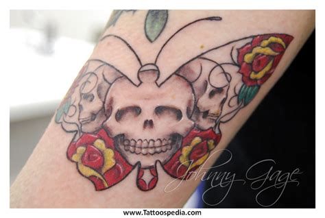 new school butterfly tattoo tony baxter
