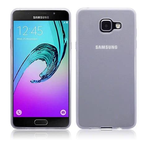Ultrathin Jelly Soft Silicon Samsung A710a7 2016 for samsung galaxy a5 2016 model slim tpu gel silicone skin cover ebay