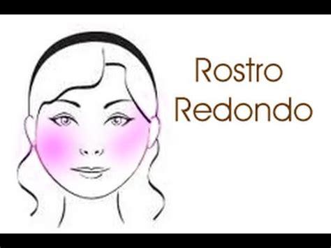 como aplicar el rubor c 243 mo aplicar el rubor rostro redondo youtube