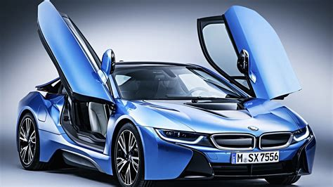 bmw supercar bmw i8 hybrid supercar wallpapers for desktop 1920x1080