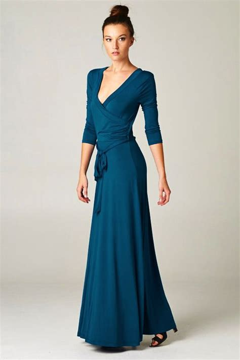 Dress Maxi Jumbo Limited dress in graceful blue on stine limited i this look comfort and class