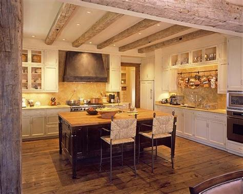 rustic chic rustic chic kitchen shabby chic
