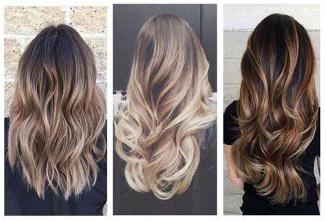 mechas tendencias 2016 mechas balayage la nueva tendencia para el cabello