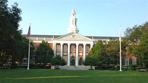 Harvard Mba Deadlines 2018 by Harvard Business School Admissions Application Process