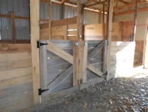barn stall doors more barn changes door on the side
