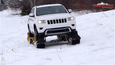 Track N Go On Jeep Wrangler And Grand