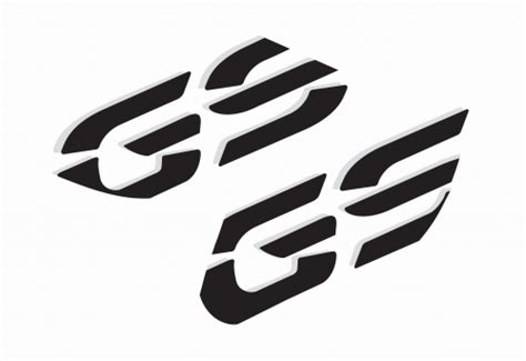 Bmw Motorrad Font by Bmw Gs Logo Font Hobbiesxstyle