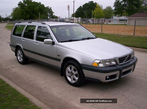 volvo xc cross country texas car  rust