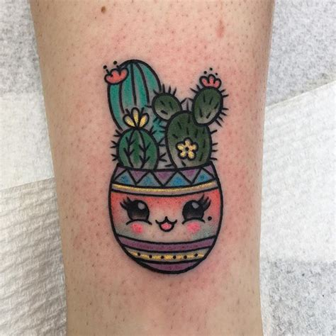cactus flower tattoo 55 traditional cactus tattoos ideas