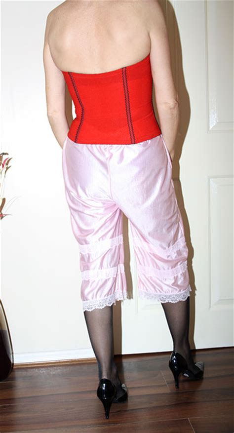 Satin Sale sissy pink satin knickers for sale soon