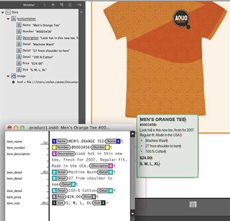 indesign tutorial xml import indesignscript de indesign xml import mit katalogimnu