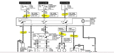 1993 ford explorer stereo wiring diagram 40 wiring