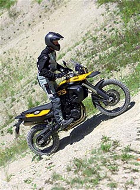 Scheinwerferbefestigung Motorrad by Bmw Motorr 228 Der F 800 Gs Und F 650 Gs