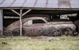 Barn Find Motorcycles Uk 60 Vintage Cars Found In French Farm Garage After 50 Years