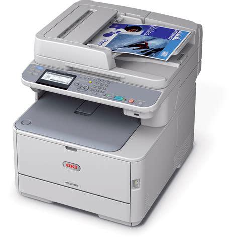 Printer Laser Oki oki mc352dn a4 colour multifunction led laser printer ebay