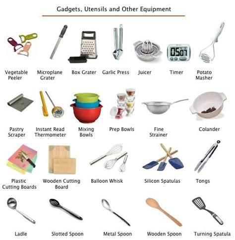 1000  images about Kitchen equipment on Pinterest   Cooking equipment, Kitchen tools and