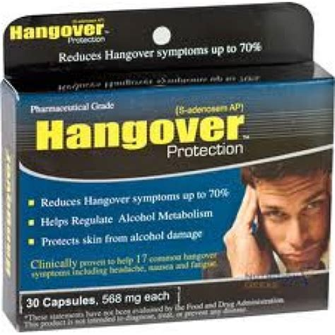 Vitamin B12 Detox Thc by Hangover Prevention Pills Hangover Protection Hangover