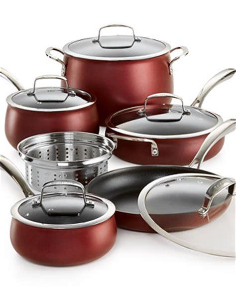 belgique 11 pc aluminum cookware set only at macy s