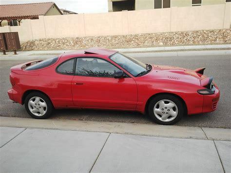 Toyota Celica 1990 Toyota Celica All Trac Crapwagon Outtake