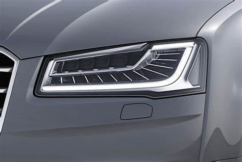 audi matrix headlights matrix led technology available for audi a8