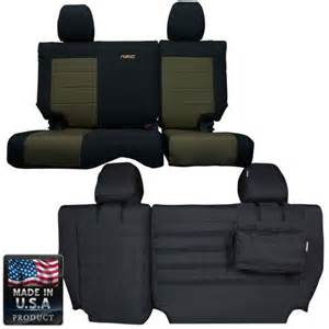 Seat Covers Jk Bartact Mil Spec 2007 2010 Jeep Wrangler Jk Seat Covers
