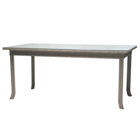 the table stamford stamford table rectangular lloyd loom