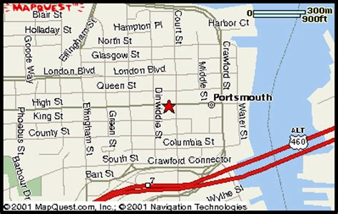 portsmouth usa map portsmouth usa map us highway no 4 portsmouth nh to albany