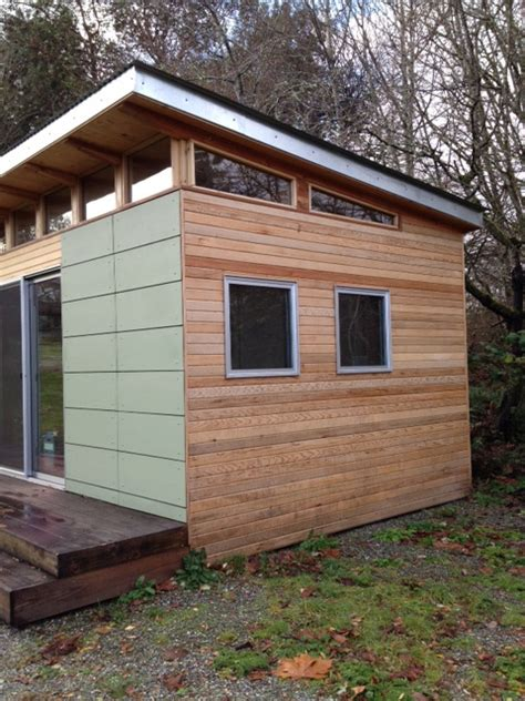 The Lead Shed by Modern Shed All The Colours Of The Rainbow Benjamin Paint Westcoast Outbuildings