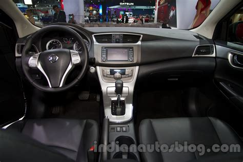 2014 nissan sentra interior backseat nissan sentra at the 2014 moscow motor show interior