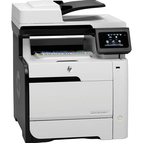 Printer Laserjet Wifi used hp laserjet pro 400 m475dw wireless color all in one ce864a