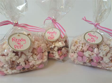 Baby Shower Favor Bags by Ready To Pop Popcorn Favor Bags Baby Shower Popcorn Bags