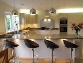 U Shaped Kitchen Designs With Breakfast Bar U Shaped Kitchen Designs With Breakfast Bar Interior Exterior Doors Design