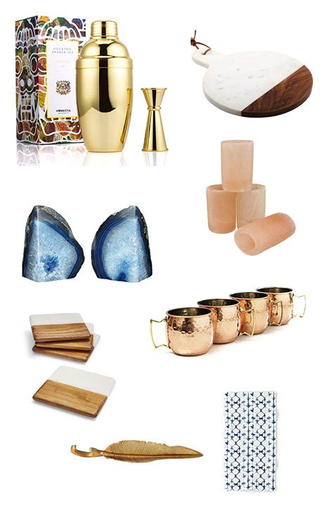 unique gifts under 30 for friends and the hostess