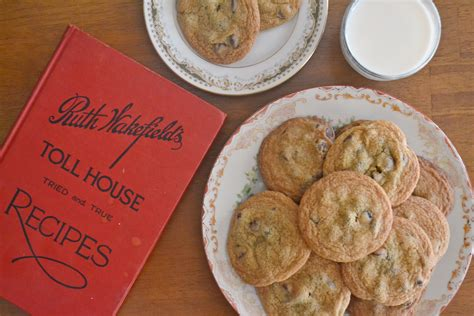 toll house cookie toll house cookies the original chocolate chip cookie yankee magazine